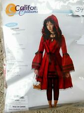 Red Riding Hood costume, Tween size 12-14