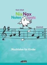 Nix Nax Notenspatz von Karin Schuh (2015, Taschenbuch)