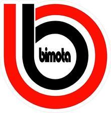 "#870 (1) 3.5"" Bimota Motorcycle Moto Decal Sticker Italia Motorbike"