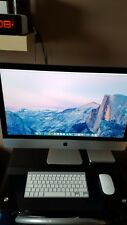 Apple Imac 27 Pulgadas, Intel Quad Core i5 2.9 GHz, 8 GB RAM, 1 TB HDD (finales de 2012)