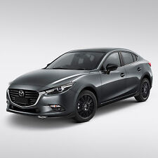 Mazda 3 Kuro Style Full Lip Kit for 2016 BN Mazda 3 Sedan Face lift Model