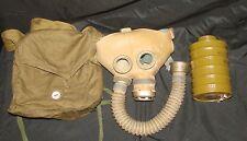 Soviet USSR Russian Child Gaz mask respirator Children Respirator bag Fallout