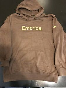 Vintage Emerica Hoodie Size Large But Fits Like A Small