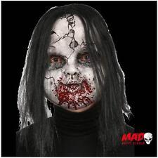 Terror Tot Creepy Haunted Doll Mask - Halloween Horror Film SCARY!