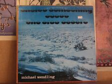 MICHAEL WENDLING THERE'S SOMETHING ABOUT ARCO DESERT LP