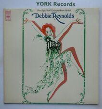 IRENE - Broadway Cast Recording DEBBIE REYNOLDS - Ex LP Record CBS SBP-234364