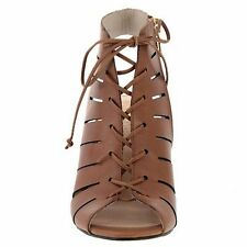Brown Estie Leather Sandals