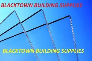 Perspex Clear Sheet Acrylic 6mm - 2400 x 1200 - Blacktown Building Supplies
