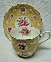Royal Albert  Devonshire Lace Cup and Saucer