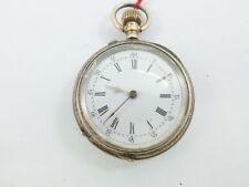 Orologio da tasca monachina JBB Breguet carica manuale Argento 800 428vv17