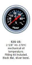 "SPECO 2 5/8"" PERFORMANCE MECHANICAL OIL TEMP GAUGE P/N 535-15"