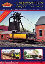 Bachmann Collectors Club Magazine Volume 11 No#3 Spring 2011 - FAIR Condition