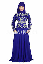 Party Wear Wedding Gown Designer Caftan Dress For Special Occasion 5554