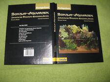"""Buch von M. Hirose / Y. Nakamura """"Bonsai-Aquarien (Japanische Miniatur-Wasserg.)"""