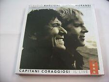 BAGLIONI/MORANDI - CAPITANI CORAGGIOSI IL LIVE - 5LP BOXSET NEW - COPY # 137
