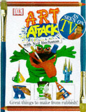 Art Attack, Neil Buchanan, Used; Acceptable Book