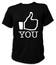 Kult T-Shirt - I LIKE YOU- S-5XL Party Disco Fun Festival Flirtshirt