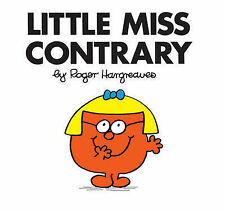 *BRAND NEW* LITTLE MISS CONTRARY by ROGER HARGREAVES (Toddler book, Little Miss)