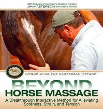 Beyond Horse Massage : Jim Masterson...BOOK
