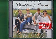 DAWSON'S CREEK COLONNA SONORA OST CD NUOVO SIGILLATO