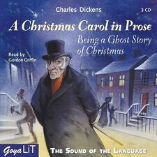 A Christmas Carol in Prose. Being a Ghost Story of Christmas - 3 Audio-CDs...