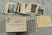 PACK OF PLAYING CARDS -  VIEWS OF SPAIN