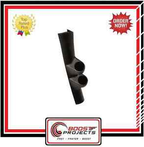 "AutoMeter Dual 2-1/16"" Pillar Gauge Pod Fits NISSAN 300ZX 90-96 * 22800 *"