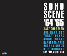Soho Scene '64 '65 - Jazz Goes Mod - 4CD