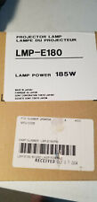 Projector Lamp for Sony LMP-E180 New Open Box