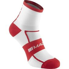 Madison Sportive Mid Socks Aw16 XL White/flame Red