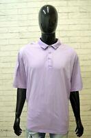 RALPH LAUREN GOLF Polo Uomo Size Forte Maglia Manica Corta Chemise Shirt Big