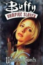 BUFFY VAMPIRE SLAYER VOL 3 UNIVITED GUESTS TPB GN NEW!