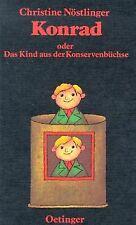Konrad oder Das Kind aus der Konservenbüchse. ( Ab 10 J.... | Buch | Zustand gut
