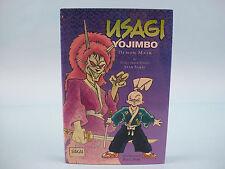 Usagi Yojimbo Demon Mask Signed Stan Sakai Dark horse Comics Hardcover 2001