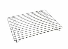 Universal Stainless Steel Folding Base Oven Cooker Rack Grill Cooking Shelf Tray