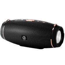 Bluetooth Speaker Wireless Waterproof Outdoor Stereo Bass USB/TF/FM Radio USA