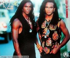 Milli Vanilli Keep on running (1990) [Maxi-CD]