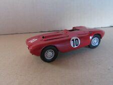 497D John Day Kit WM monté Ferrari 375 Plus Spider # 10 1:43