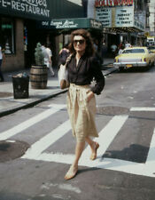 Jacqueline Kennedy Onassis UNSIGNED photo - L4045 - In 1981 - NEW IMAGE!!!!