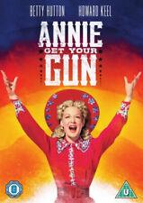 Annie Get Your Gun [Region 2] - DVD - New - Free Shipping.