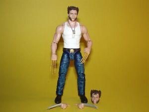 Marvel Legends Amazon Exclusive X-Men Wolverine Loose