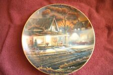 Terry Redlin HIS FIRST DATE American Portrait Collector Plate Series