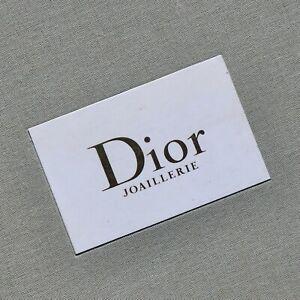 Dior Couture Jewellery Joaillerie Victoire de Castellane lookbook catalogue Oui