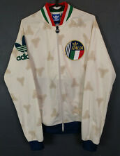 MINT ADIDAS 2013 ITALY ITALIA NATIONAL JACKET TRAINING SOCCER FOOTBALL SIZE M
