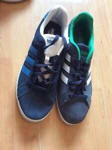 Mens Odds Adidas Neo Size 8 Trainers, New Shop Clearance