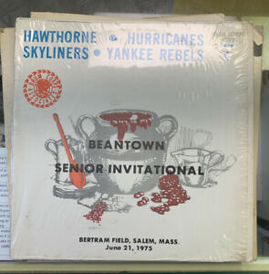 1975 DCA Beantown Senior Invitational, Vol. 1- Vinyl