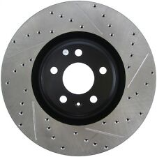 Right StopTech 126.45088SR Sport Slotted Rotor
