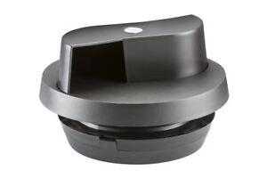 Flettner 2000 Roof Vent Van Wind Driven Rotating Roof Vent UK Manufactured Black