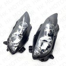 Headlight HeadLamp Light Lamp Lens for Yamaha YZF R1 2004 2005 2006 04 05 06