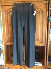 GAP Maternity Pants 4 Reg. Modern Boot Style Dk. Gray